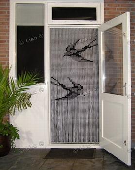 Zwaluwen                                Liso® Kettinggordijn  92/209standaard