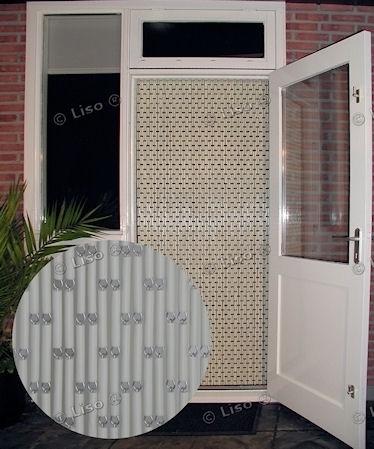 creme              AANBIEDING  Liso® vliegengordijn  DHZ - Pakket