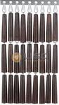 Donker    Vliegengordijn Miami ® 92/209standaard