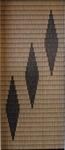 3 ruit     Vliegengordijn Miami ® 92/209standaard