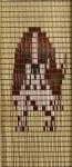 036             vliegengordijn beagle Liso® 92x209 Kant-en-Klaar