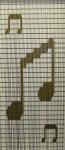 043             vliegengordijn notenbalk Liso® 92x209 Kant-en-Klaar