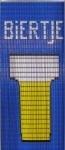 074             vliegengordijn biertje Liso® 92x209 Kant-en-Klaar