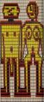 059         vliegengordijn adam en eva DHZ-Pakket Liso®