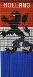 106           vliegengordijn hup holland hup  Liso 92x209 Kant-en-Klaar