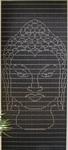 118             vliegengordijn Boeddha groot Liso AANBIEDING Kant-en-Klaar