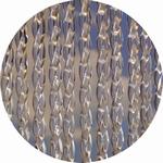 100x215 Vliegengordijn Alaska® Transparant   per stuk